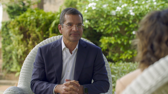 Governor of Puerto Rico Pedro Pierluisi