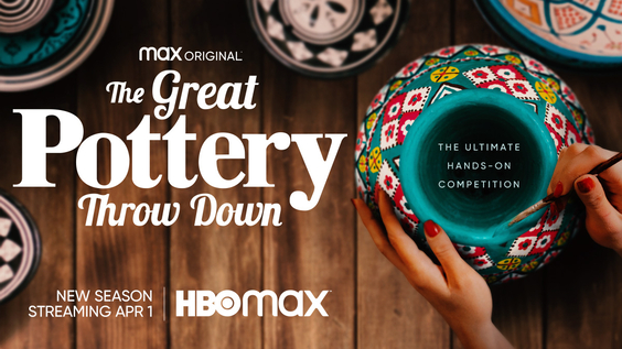 HBO Max Debuts Official Trailer and Key Art for Season 4 of The Max Original, THE GREAT POTTERY THROW DOWN, Premiering April 1