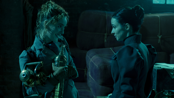 Ann Skelly, Laura Donnelly
