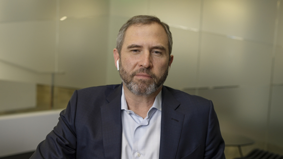 Brad Garlinghouse, CEO of Ripple