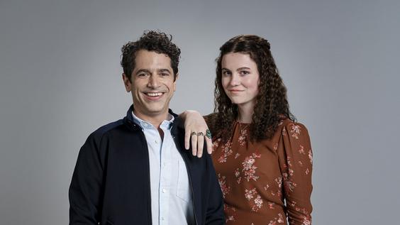 Daniel and Zelda Barnz