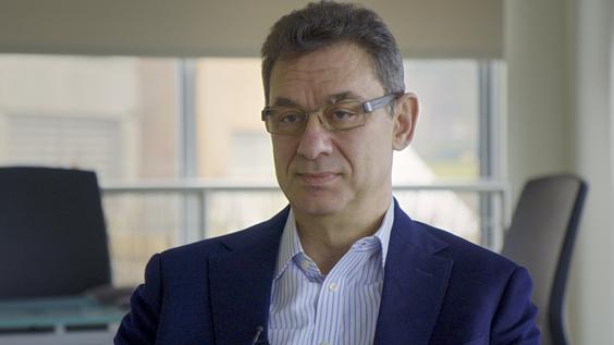 Dr. Albert Bourla, CEO of Pfizer