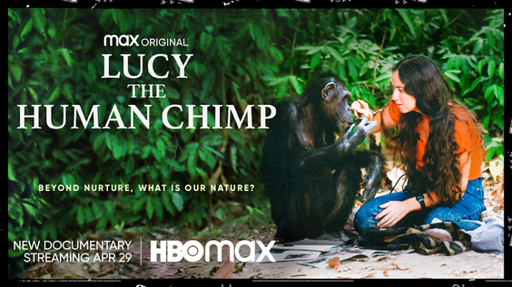 Documentary Feature LUCY THE HUMAN CHIMP To Stream In The U.S. Exclusively On HBO Max