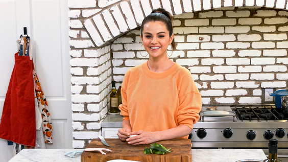 HBO Max Renews Selena Gomez's Cooking Show SELENA + CHEF For A Third Season