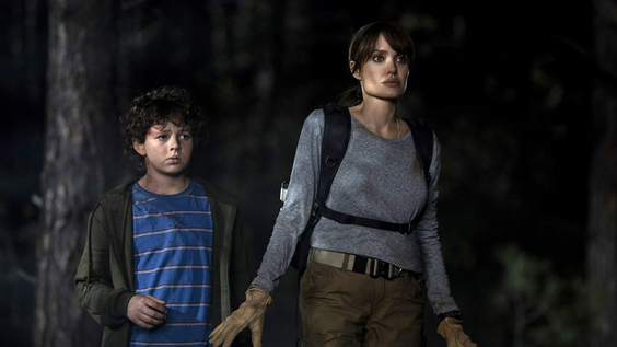 "Angelina Jolie In ""Those Who Wish Me Dead,"" ""Tenet,"" ""In Treatment,"" New Dark Comedy Series ""Hacks"" And ""Adventure Time: Distant Lands - Together Again"" Arrive On HBO Max This May"