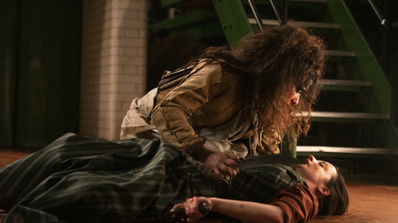 Amy Manson, Laura Donnelly