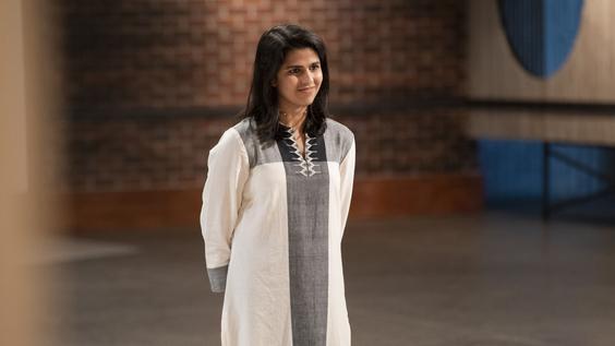Contestant Urvi Sharma