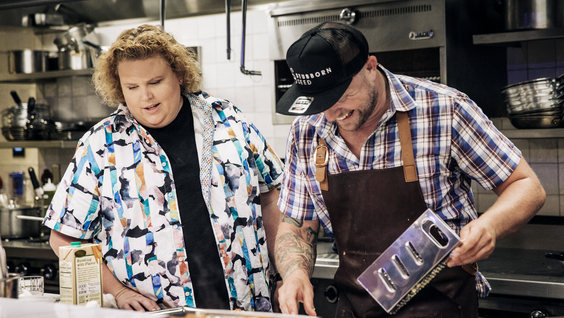 Fortune Feimster, Jeremy Ford