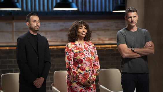 Fernando Mastrangelo (judge), Brigette Romanek (judge), Scott Foley (host and judge)