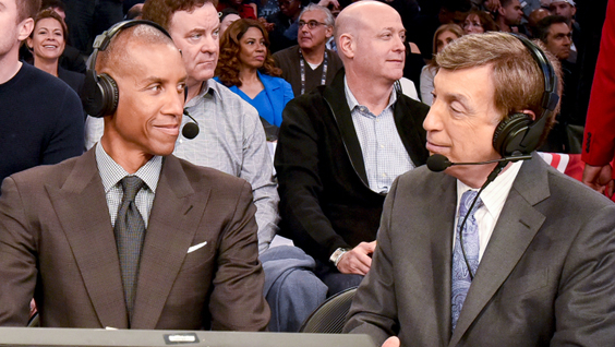 Legendary Hall of Fame Broadcaster Marv Albert Announces His Retirement Following TNT's Coverage of 2021 NBA Eastern Conference Finals