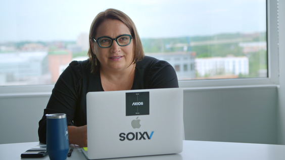 Axios Managing Editor Margaret Talev