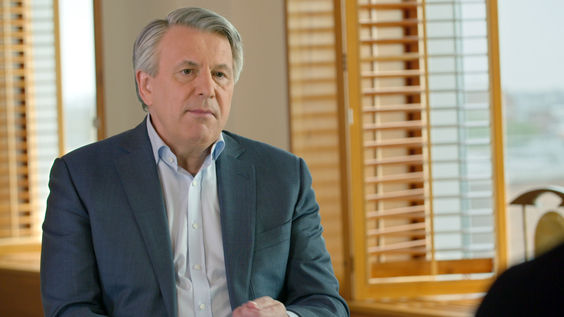 Ben van Beurden, CEO of Shell