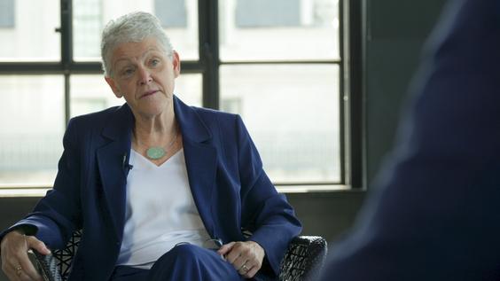 Gina McCarthy, White House National Climate Advisor