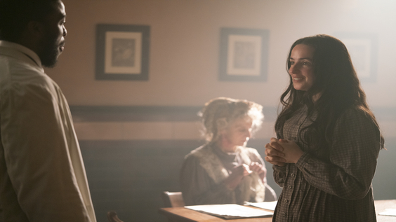 Zackary Momoh, Laura Donnelly