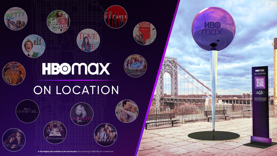 """HBO Max To Celebrate The All-New Event Film """"In The Heights"""" And Other Iconic Series And Movies With Interactive New York City Tour"""