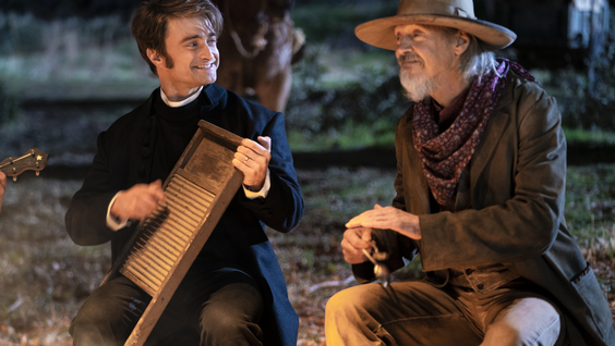 Daniel Radcliffe & Steve Buscemi