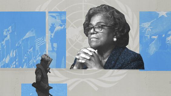Linda Thomas-Greenfield, U.S. Ambassador to the United Nations