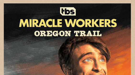 Miracle Workers: Oregon Trail Key Art