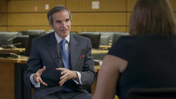 Rafael Grossi, Director General IAEA