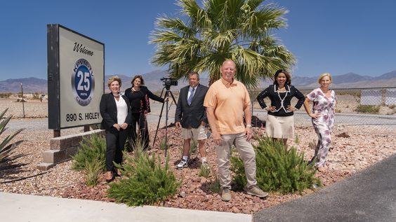 HBO's SMALL TOWN NEWS: KPVM PAHRUMP, An Affectionate Portrait Of An Independent Local News Station, Debuts August 2