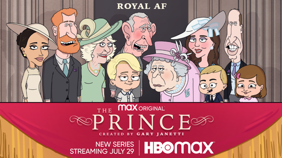 Max Original Series THE PRINCE To Debut At Midnight (PT) With All 12 Episodes