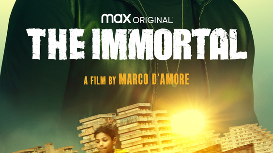 """New Trailer And Key Art Released For """"Gomorrah"""" Spin-Off Feature Film, THE IMMORTAL"""