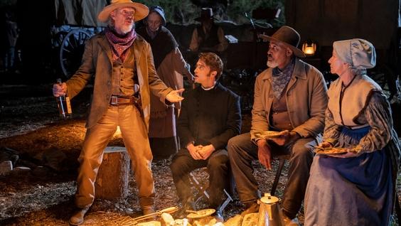 Steve Buscemi, Daniel Radcliffe & Cast