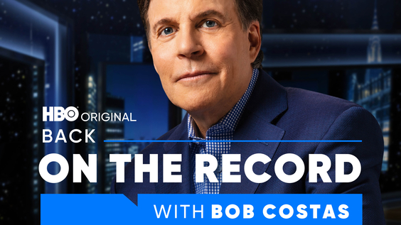 All-New Episode Of BACK ON THE RECORD WITH BOB COSTAS Debuts August 27
