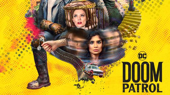 HBO Max Reveals Official Trailer And Key Art For DOOM PATROL Season Three, Debuting September 23