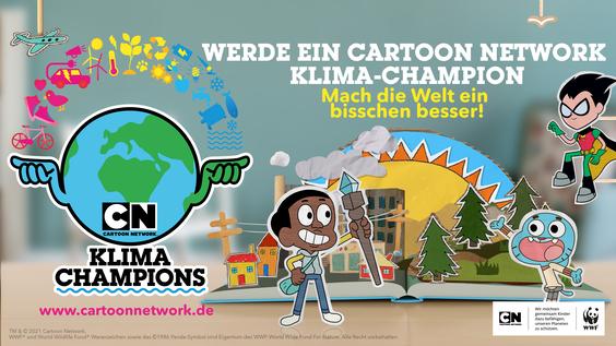 Studie von Cartoon Network zeigt: Kinder wollen sich aktiv für den  Klimaschutz einsetzen