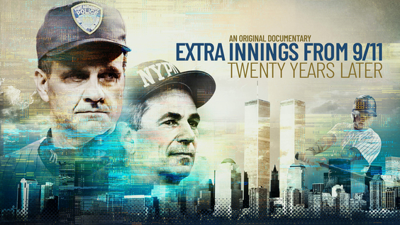 Extra Innings from 9/11: 20 Years Later to Premiere on HBO Max, Saturday, Sept. 11