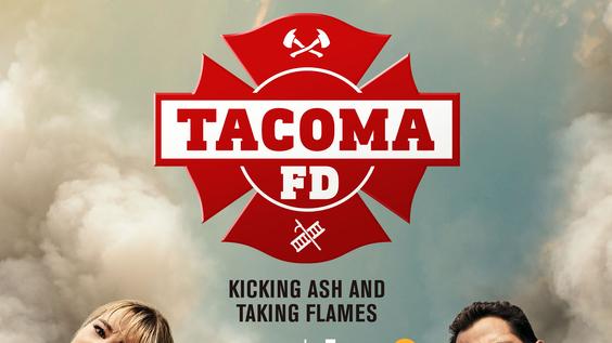 Tacoma FD Season 3 Key Art