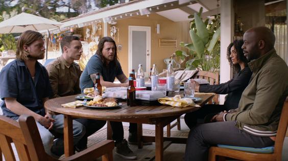 Jake Weary, Finn Cole & Ben Robson