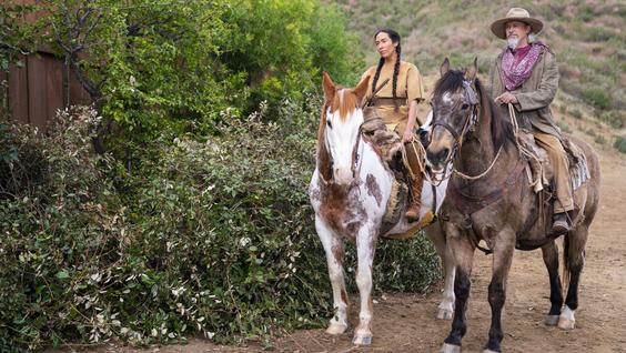 Marisa Quintanilla & Steve Buscemi