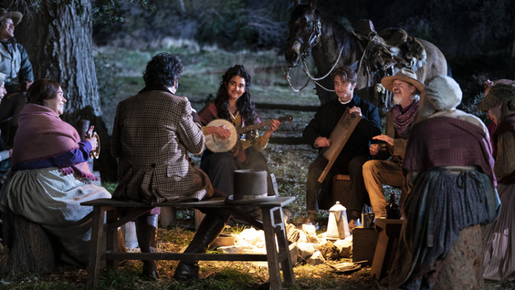 Jon Bass, Geraldine Viswanathan, Daniel Radcliffe, Steve Buscemi & Cast