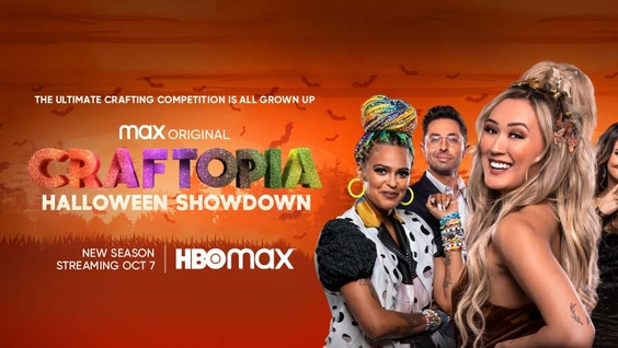 Season Two Of The Max Original Competition Series CRAFTOPIA Debuts October 7 (Official Trailer + Key Art)