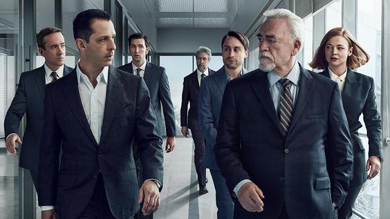 HBO Drama Series SUCCESSION Returns October 17