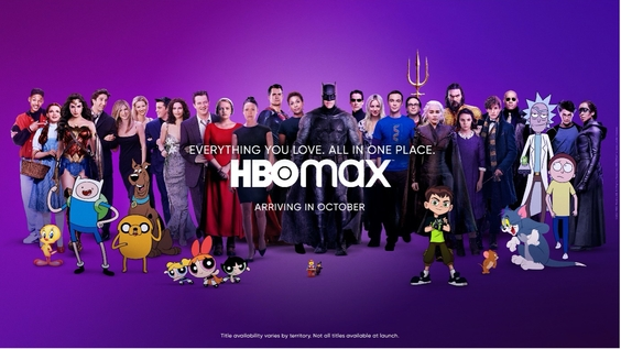 HBO Max To Launch In First European Countries On October 26