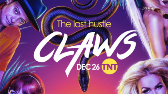 """TNT's """"Claws"""" Returns for Fourth and Final Season on Sunday, December 26, at 9:00pm ET/PT"""