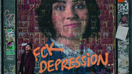 "Depression ist eine B*tch namens Monika: TNT Comedy Original ""The Mopes"""