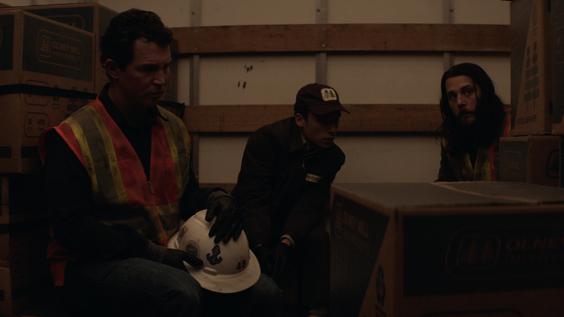 Shawn Hatosy, Finn Cole & Ben Robson