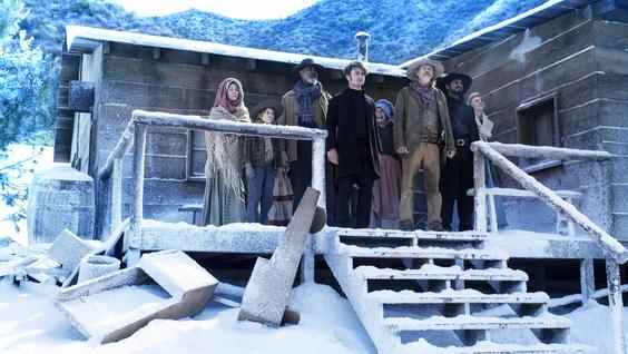Daniel Radcliffe, Steve Buscemi & Karan Soni