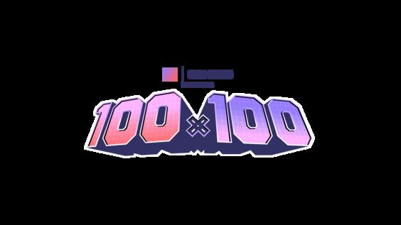 Bleacher Report Presents B/R Gaming's 100x100 Live on TBS & B/R App