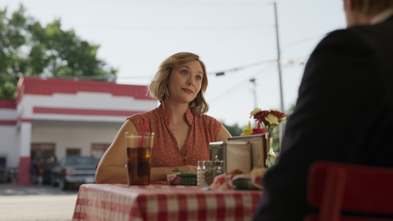 Max Original LOVE & DEATH Releases First Look Images OfElizabeth Olsen As Candy Montgomery