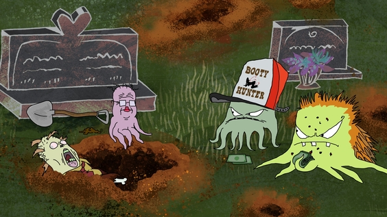 It's All Fun and No Games When Squidbillies Returns for a Final Season on November 7