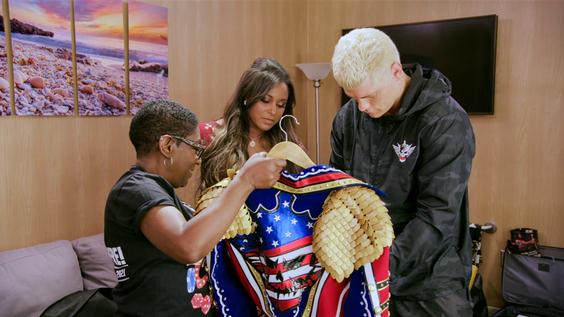 Brandi Rhodes, Cody Rhodes