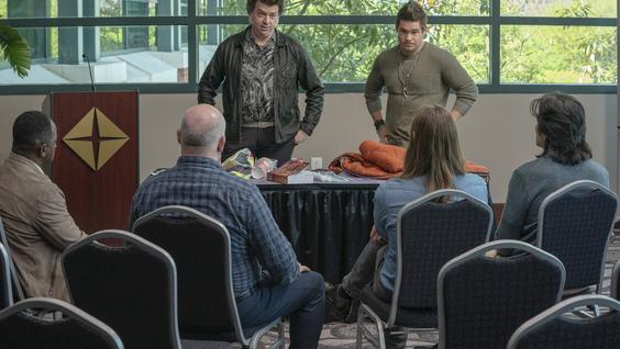 Danny McBride, Adam DeVine
