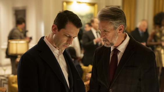 Jeremy Strong, Alan Ruck