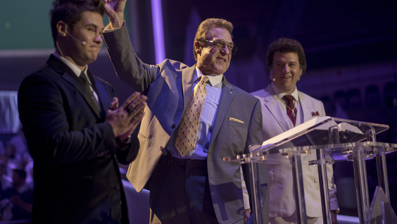 Adam DeVine, John Goodman, Danny McBride