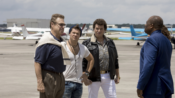 John Goodman, Adam DeVine, Danny McBride, Greg Williams
